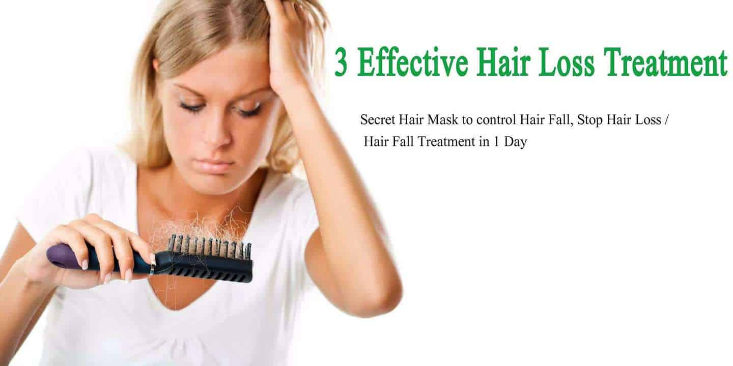 Hair Mask for Hair Loss Treatment