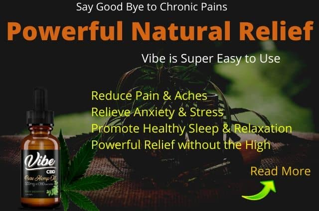 Pure CBD Pain Oil