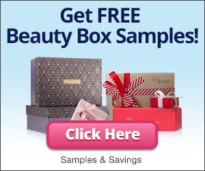Get free beauty box