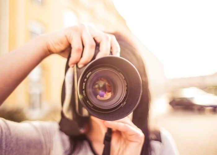 Taking professional photos common mistakes